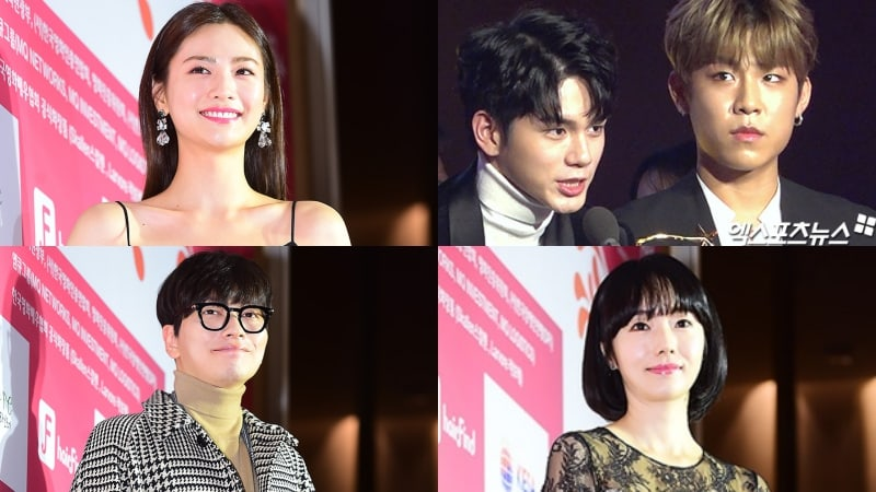Winners Of 6th Top Star Awards