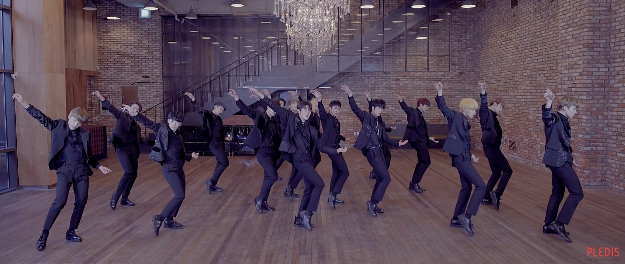 "Watch: NU'EST W And SEVENTEEN Drop Stunning Dance Practice Video For ""Heaven"""