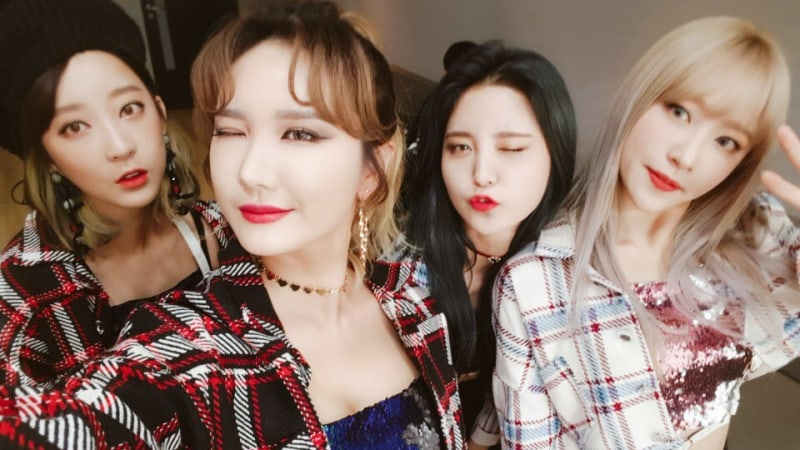 EXID Members Give Update On Solji's Health And Discuss Their Past Year