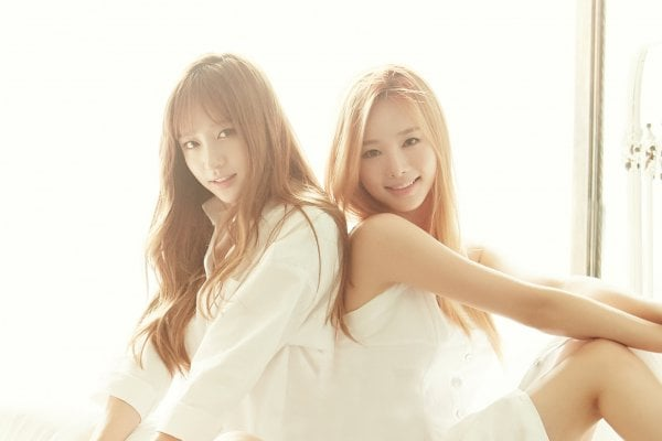 "EXID's Hani And Solji To Release OST For ""Money Flower"""