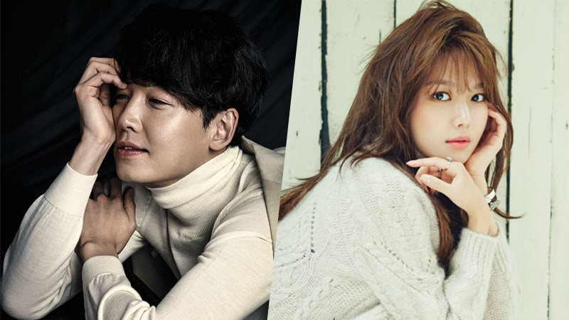 Jung Kyung Ho On What He Loves About His Girlfriend Sooyoung
