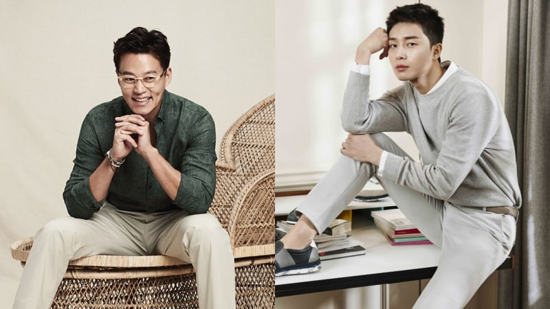 "Lee Seo Jin And Park Seo Joon Share Stories About Filming ""Youn's Kitchen 2"""