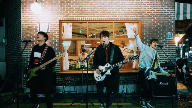 Watch Day Rocks Out In Live Performance Video Of Better Better