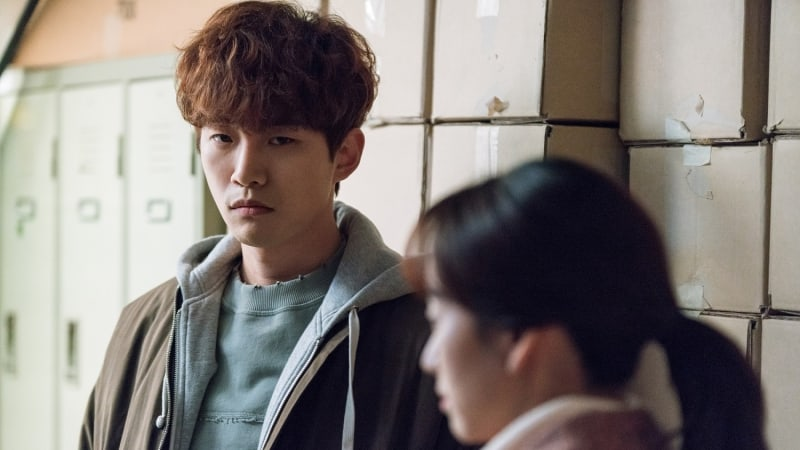 """Junho And Won Jin Ah Try To Play It Cool In Front Of Grandma In """"Just Between Lovers"""""""