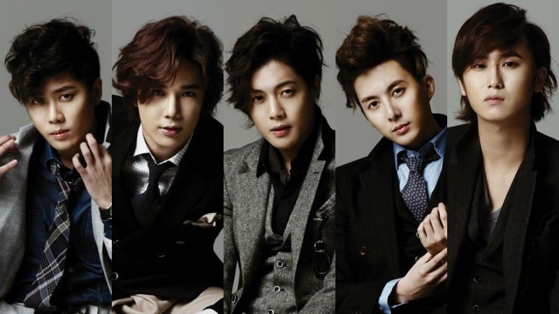 SS501 May Be Returning As Full Group After 9 Years
