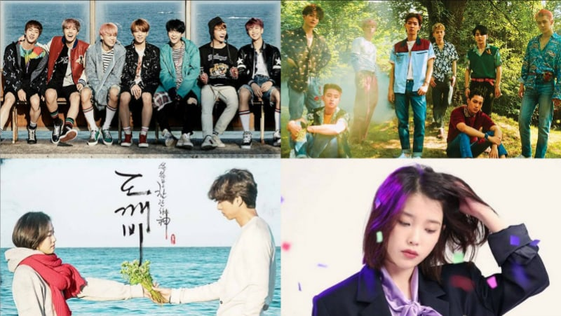 Music Streaming Site Melon Releases Year-End Stats For 2017