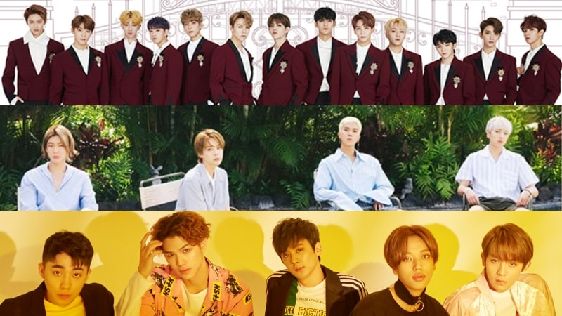 SEVENTEEN, WINNER, Teen Top Reveal Plans For Special Stages At 2017 MBC Gayo Daejejun