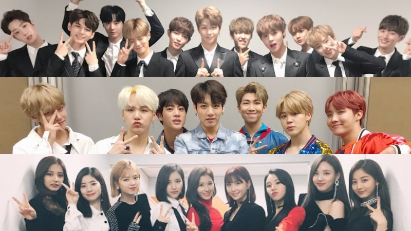 December Idol Group Brand Reputation Rankings Revealed