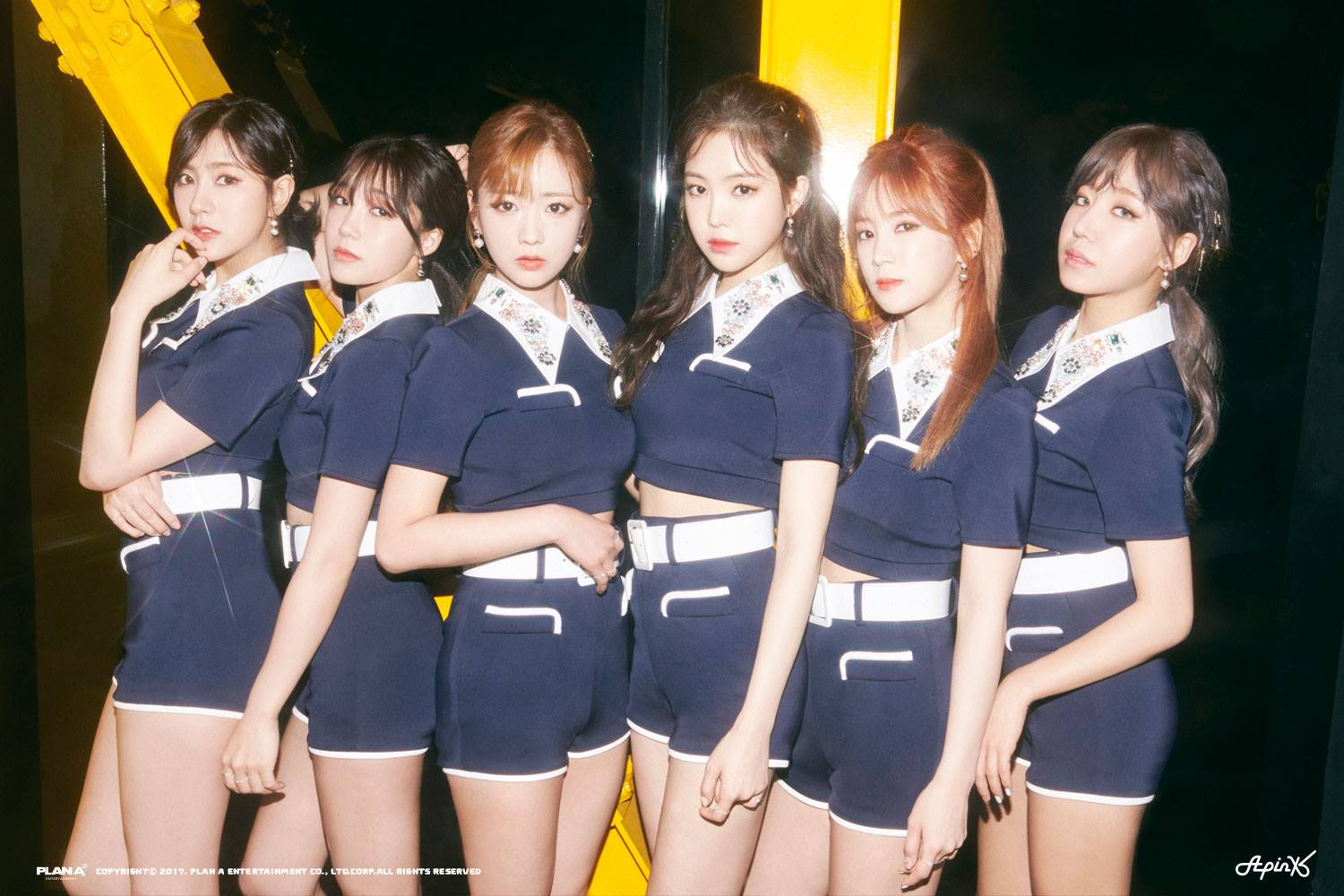 Apink To Not Attend 2017 MBC Gayo Daejejun As Member Hayoung Falls Ill