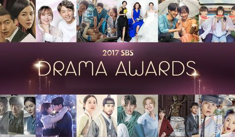 Winners Of The 2017 SBS Drama Awards
