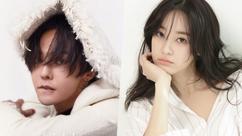 Breaking: BIGBANG's G-Dragon And Lee Joo Yeon Reportedly 1st Couple Of 2018