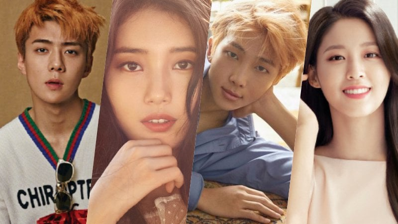 Korean Stars Born In The Year Of The Dog