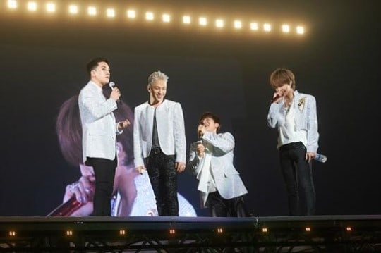 "BIGBANG Shares Their Thoughts After Emotional Final ""Last Dance"" Concert"