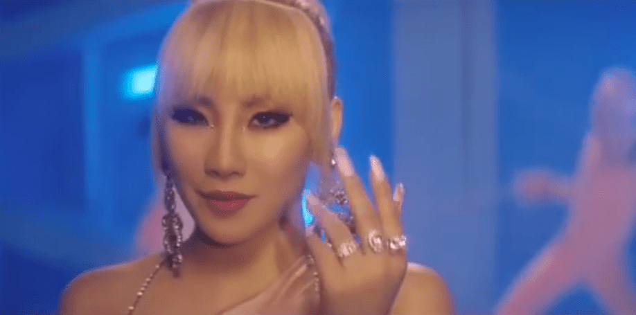 Watch: CL Gifts Fans With Clips From Unreleased MV For English Track