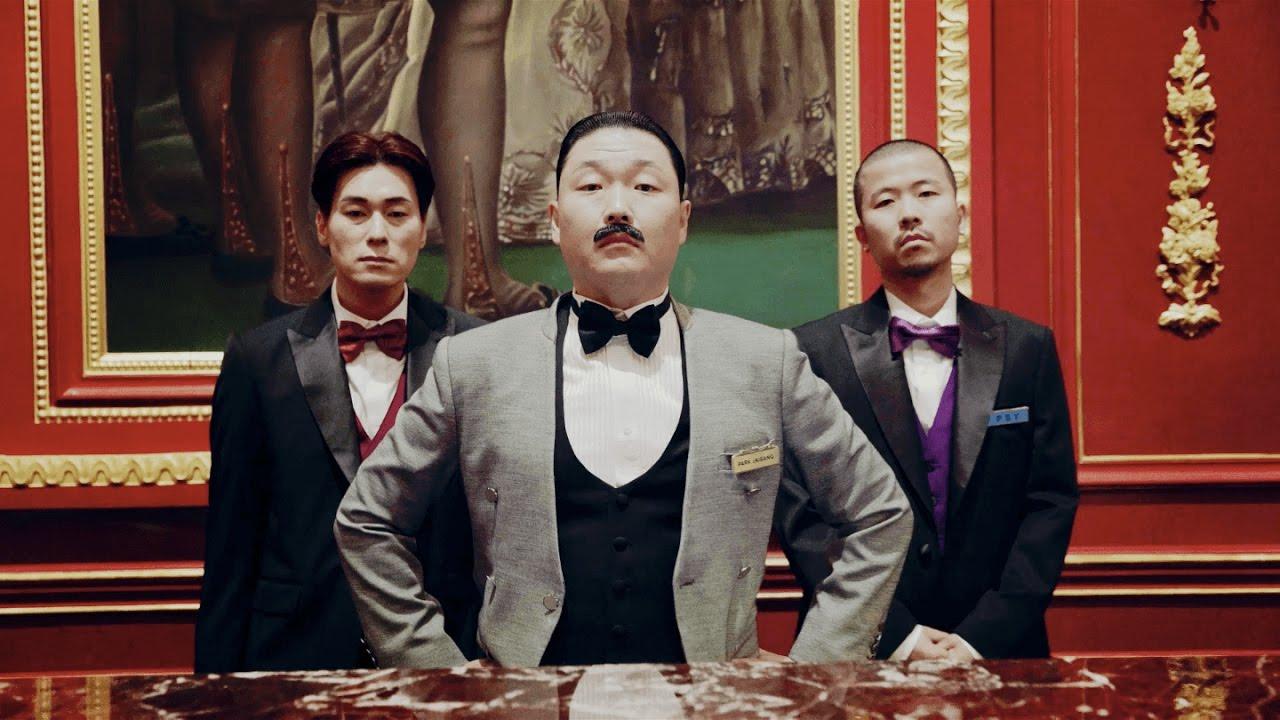 "PSY's ""New Face"" MV Reaches 100 Million Views"