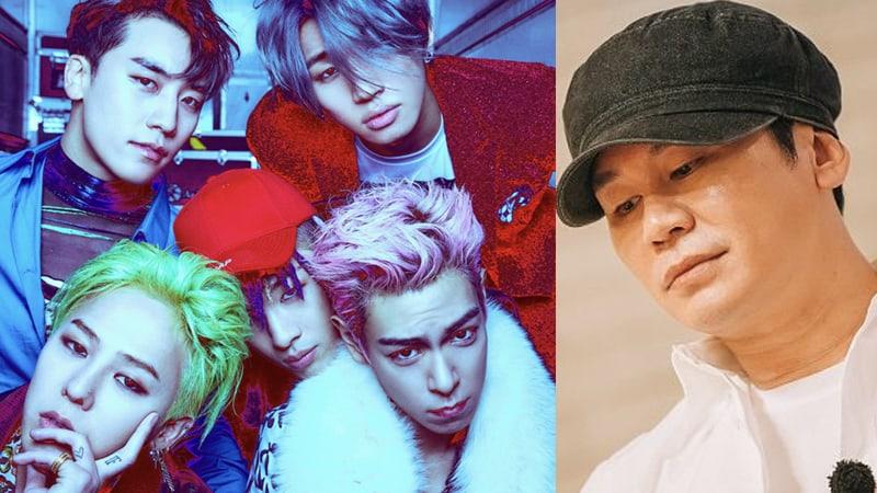 Yang Hyun Suk Shares His Thoughts On BIGBANG's Future