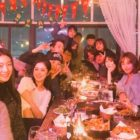 """Go Back Couple"" Cast And Crew Celebrate The New Year Together"
