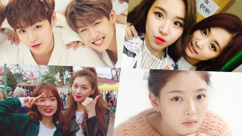 Korean Stars Who Became Adults On New Year S Day Soompi