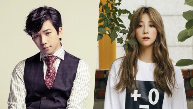 G.O MBLAQ & Aktris Choi Ye Seul Dikabarkan Menjalin Hubungan Asmara