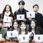 Lee Jin Wook, Shin Sung Rok, And Go Hyun Jung's New Drama Reveals First Script Reading