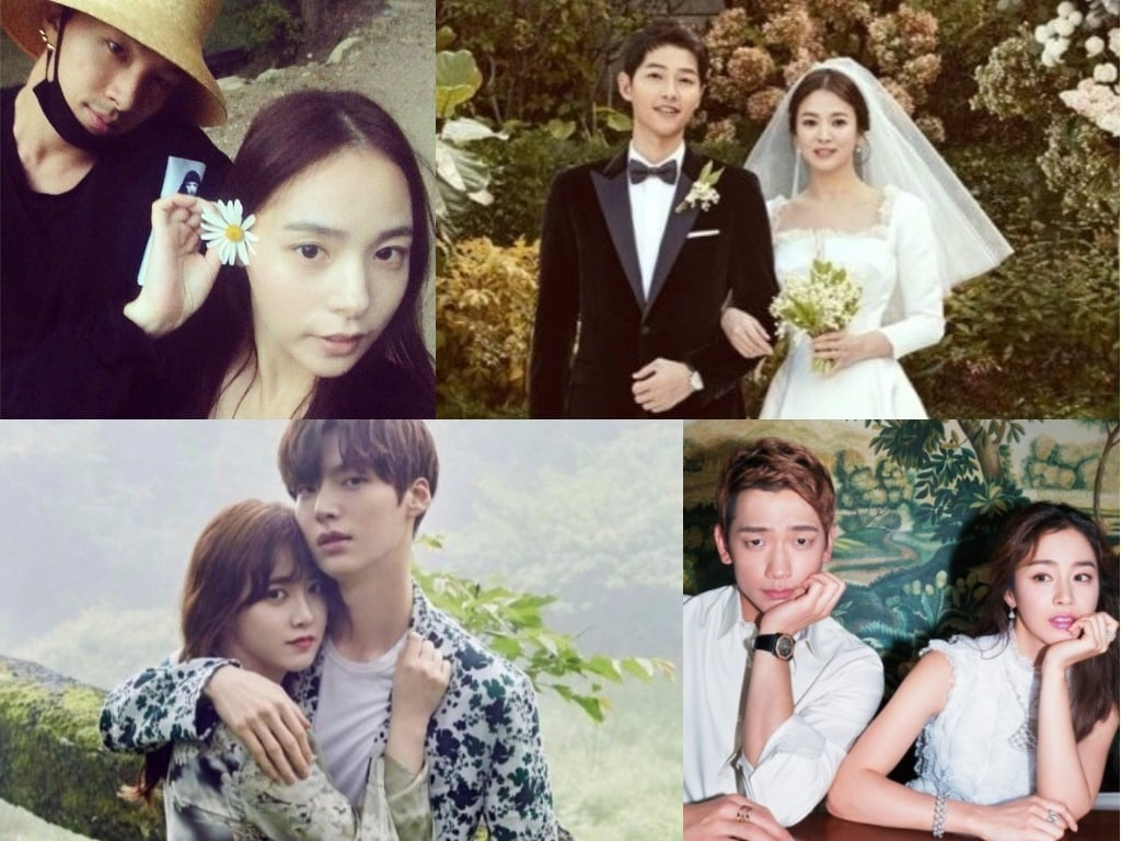 Romantic Lines That Celebrity Couples Have Spoken About Each Other