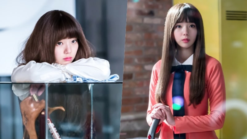 """Chae Soo Bin Gets Lost In Thought While Cleaning Up A Storm In """"I Am Not A Robot"""""""