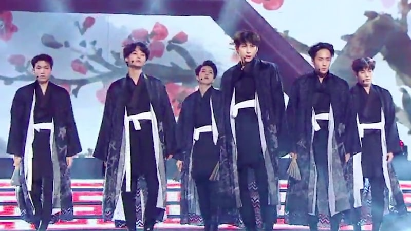 "VIXX To Perform ""Shangri-La"" On ""Music Core"" Due To Popularity Of MBC Gayo Daejejun Stage"