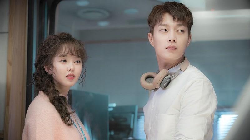 "Highlight's Yoon Doojoon And Kim So Hyun Preview Their Sweet Chemistry For ""Radio Romance"""