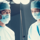 "Go Kyung Pyo And Jo Jae Hyun Are Intense Doctors In Upcoming Drama ""Cross"""