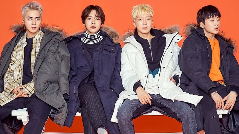 "WINNER's ""Really Really"" Becomes First 2017 Male Idol Track To Exceed 100 Million Streams"