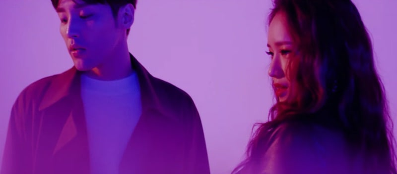 "Watch: Han Hee Jun Releases Mesmerizing MV Of ""Deep Inside"" Featuring Ladies' Code's Sojung"