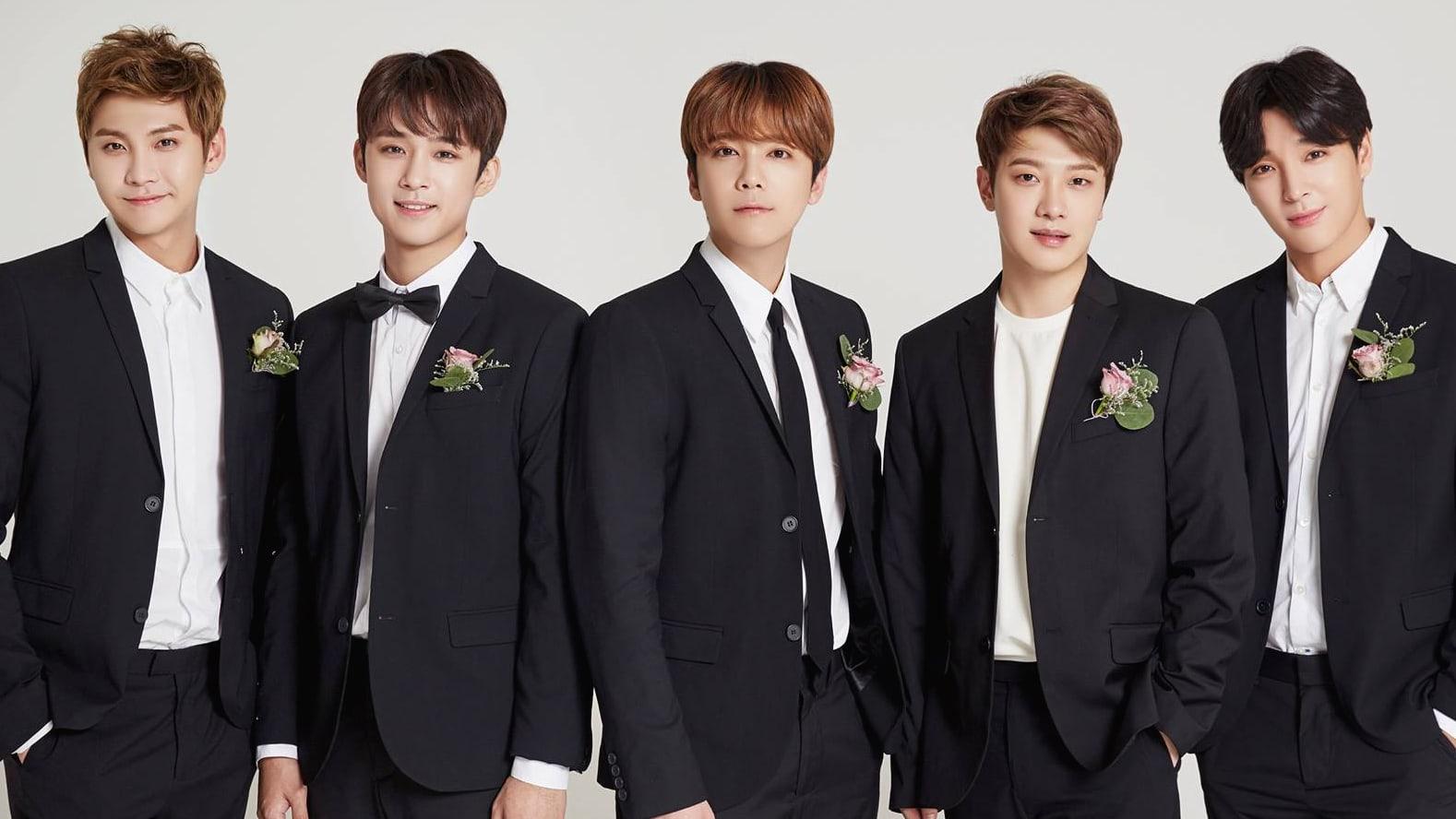 FTISLAND Members Congratulate Minhwan On Engagement