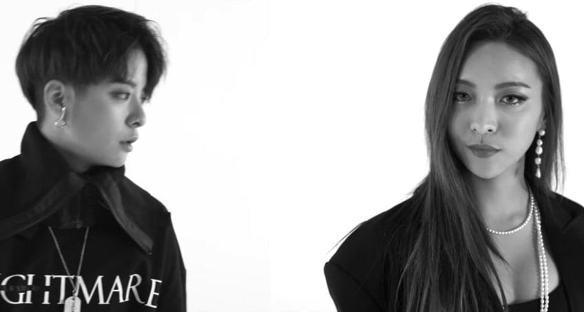 "Update: f(x)'s Amber And Luna Drop ""Lower"" MV Teaser"