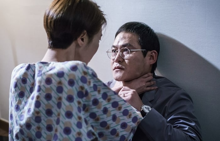 "Go Jun Hee Finally Explodes At Kim Sung Kyun In ""Untouchable"""