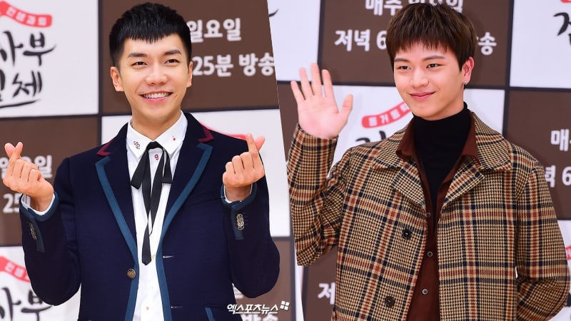 """BTOB's Yook Sungjae Opens Up About Working With His Role Model Lee Seung Gi In """"Master In The House"""""""