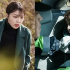"Apink's Jung Eun Ji Gets Attacked By Unknown Man In New ""Untouchable"" Stills"