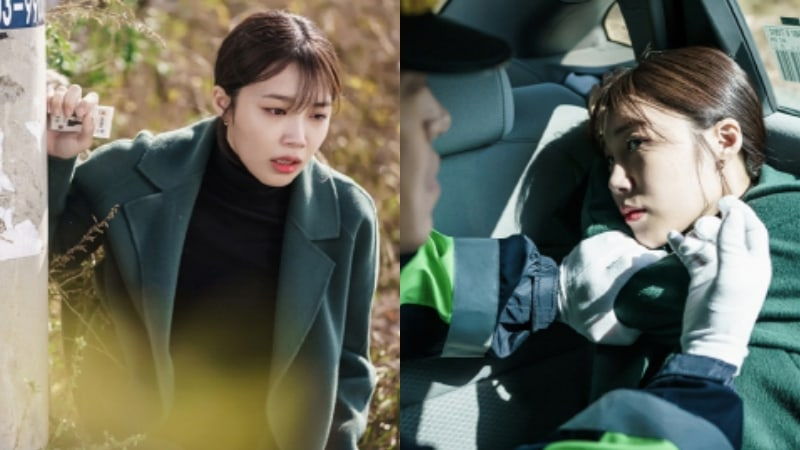"""Apink's Jung Eun Ji Gets Attacked By Unknown Man In New """"Untouchable"""" Stills"""