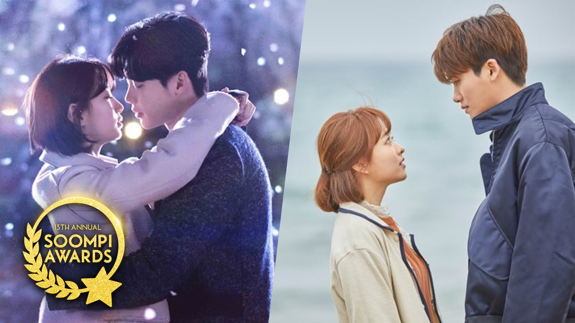 10 Hype Pre-Kiss Moments From 2017 K-Dramas