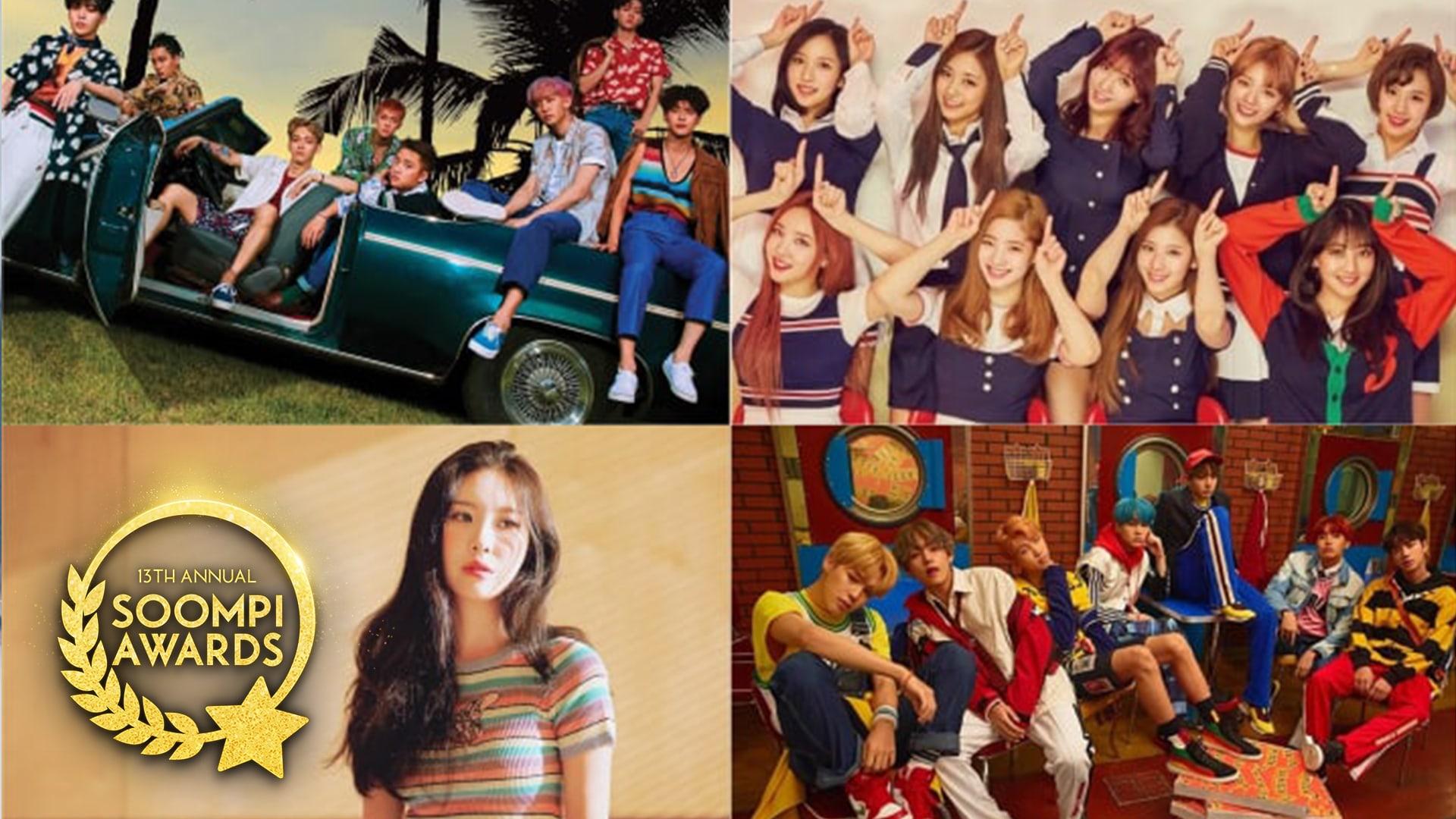 15 K Pop Dances That Made 2017 A Lit Year Soompi