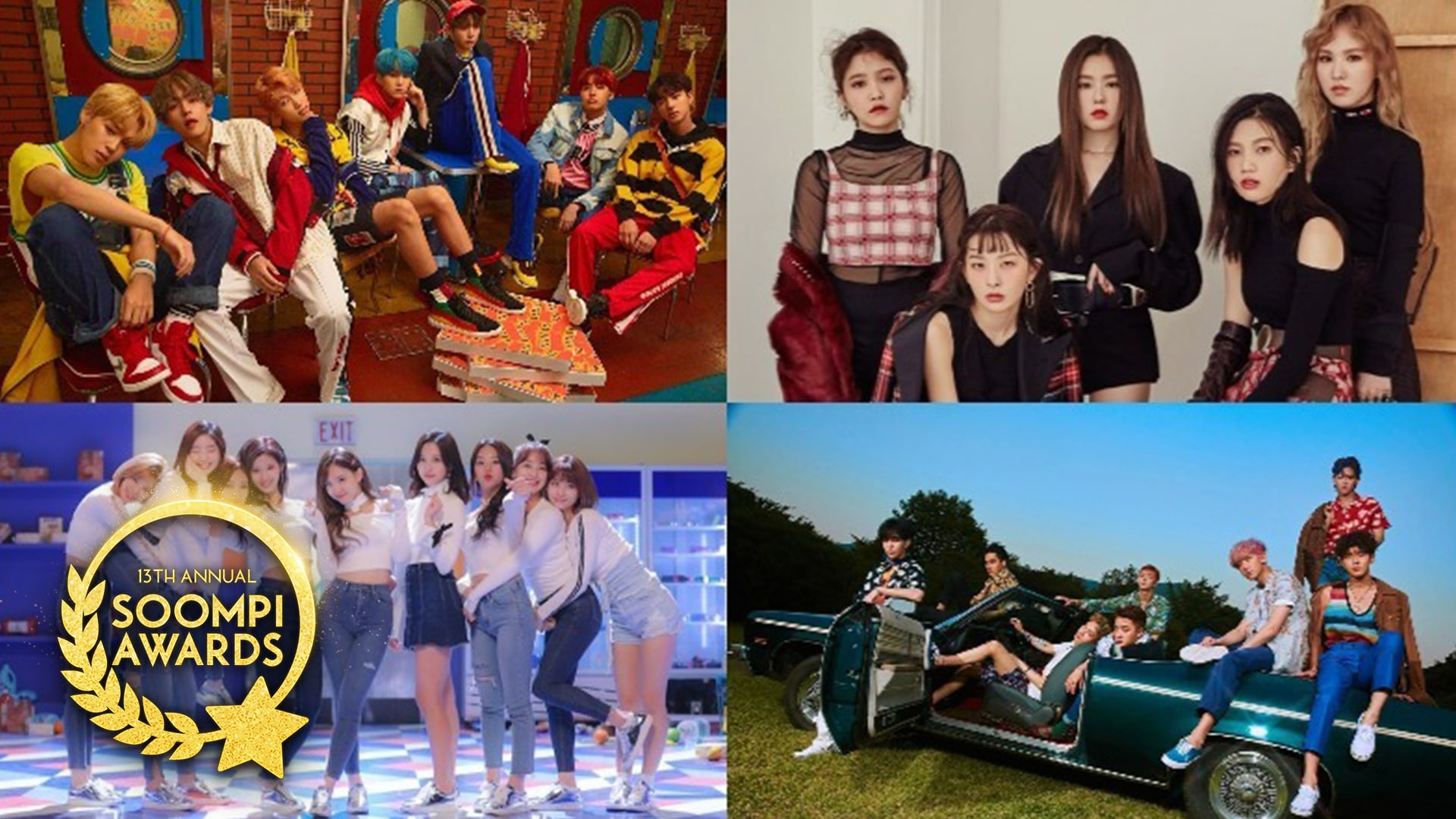 15 K-Pop Artists Who Took The World By Storm In 2017 | Soompi