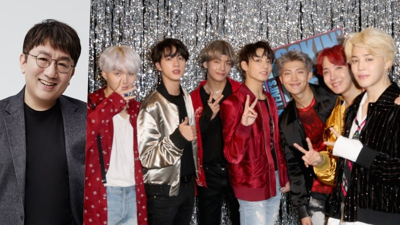 Bang Shi Hyuk Shares The Secret To BTS's Success And His Ultimate Goal For The Group