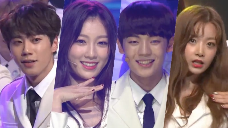 "Watch: ""The Unit"" Reveals How It Chose New Centers For Performances At KBS Year-End Award Shows"