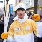 Actor Ryu Jun Yeol Relays His Thoughts On Being An Olympics Torchbearer