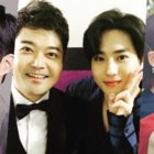 Park Bo Gum, EXO's Suho, And IU Send Congratulatory Texts To Jun Hyun Moo On His Daesang Win