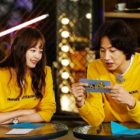 "Lee Kwang Soo Finds Out His Dating Compatibility With Jun So Min On ""Running Man"""