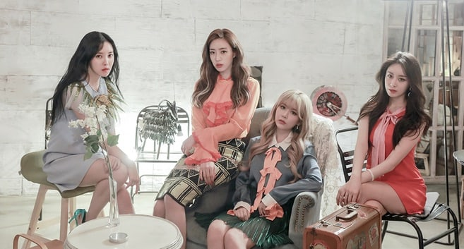 MBK explains why they trademarked the name 'T-ara'