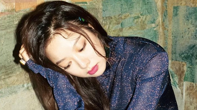 EXID's Solji Posts Heartfelt Message To Fans Before Surgery, Promises To Return