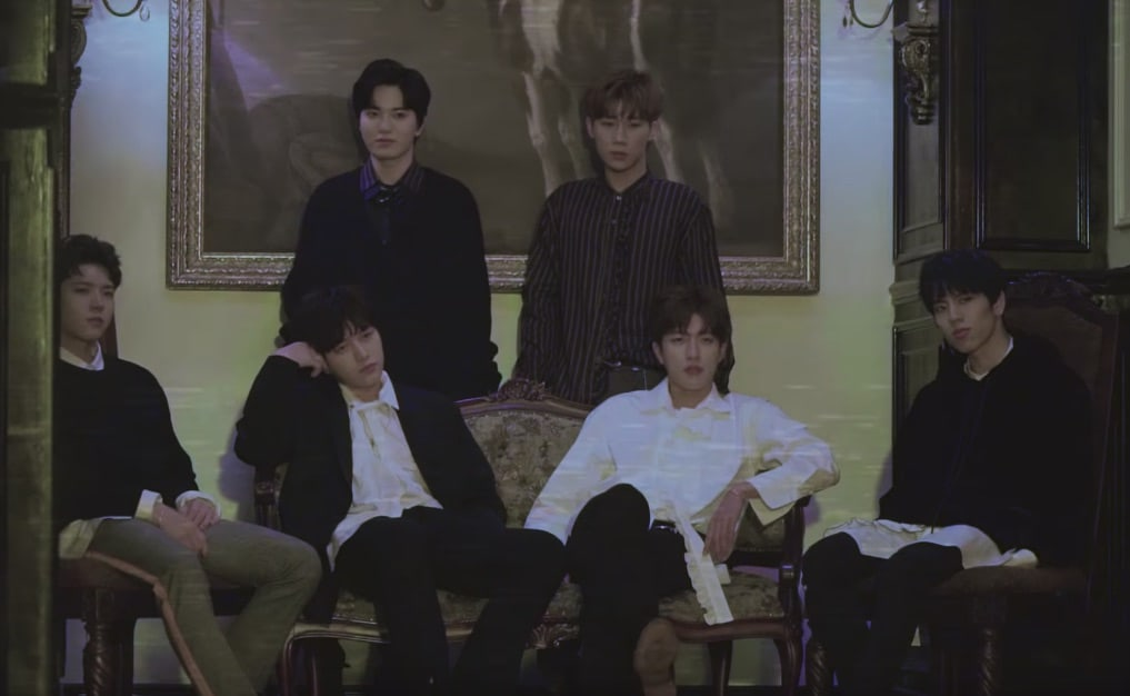 """Update: INFINITE Reveals Group Video Teaser For """"Tell Me"""""""