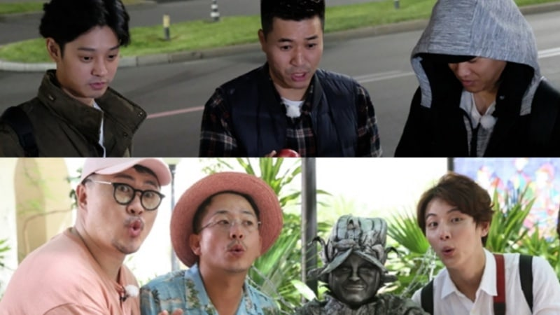 """""""2 Days & 1 Night"""" Enjoys Surge In Ratings As Cast Heads Overseas To Celebrate 10th Anniversary"""
