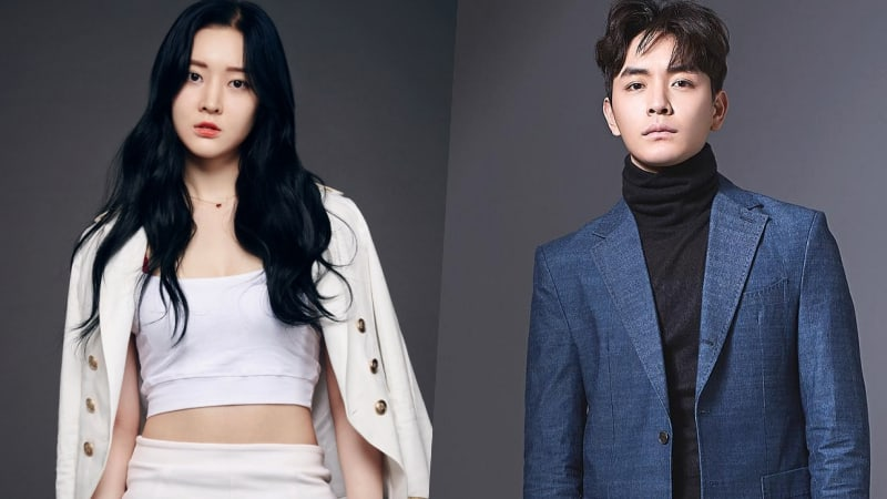 Former T-ara Member Han Areum Introduces Her Boyfriend Lee Seung Jae